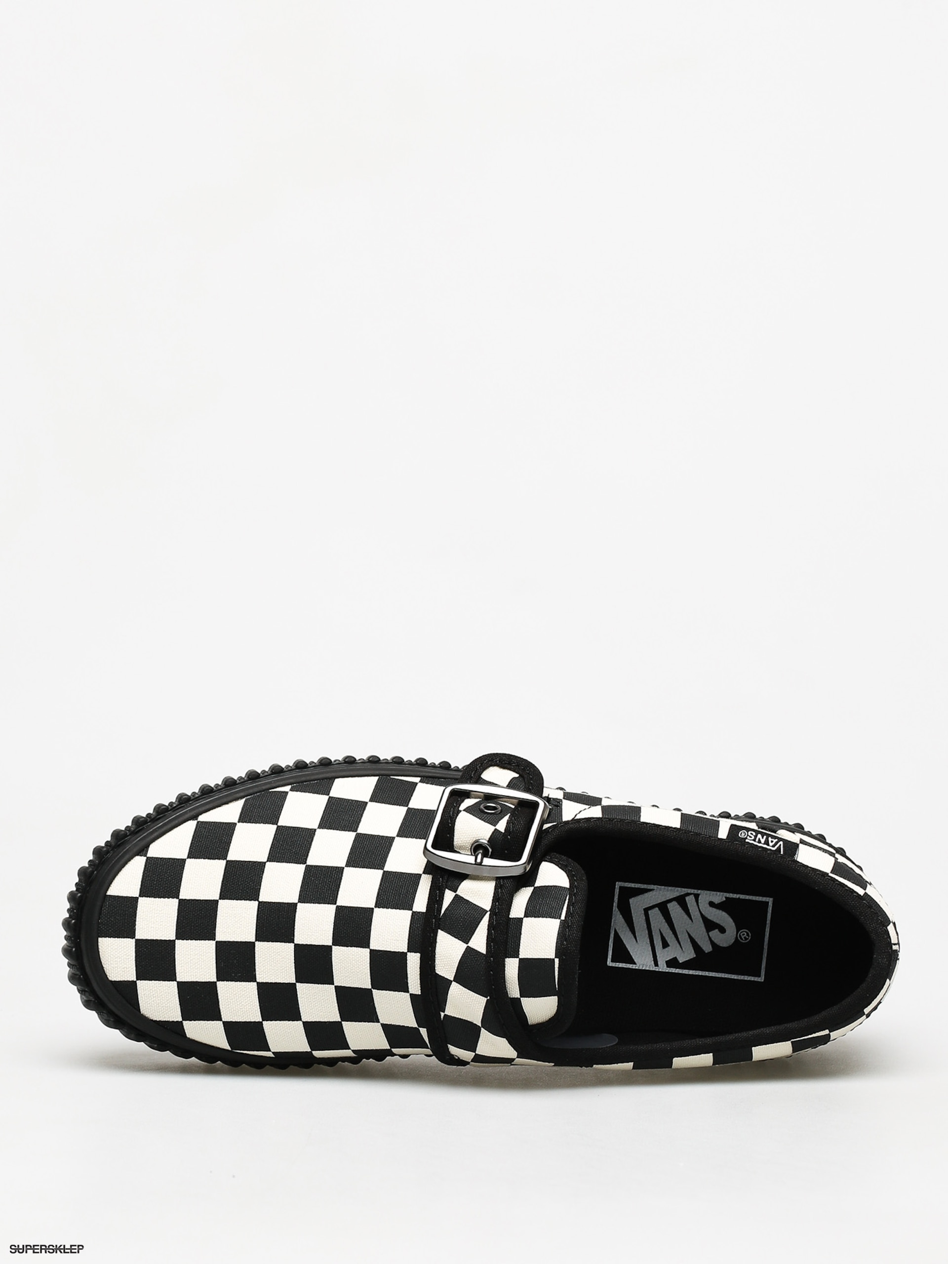 Buty Vans Style 47 Creeper (blackclassic white)