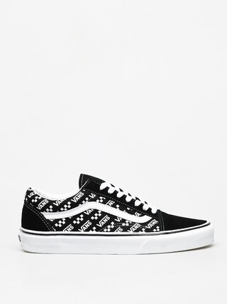 Buty Vans Old Skool (blk/true wht)