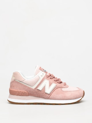 Buty New Balance 574 Wmn (red)