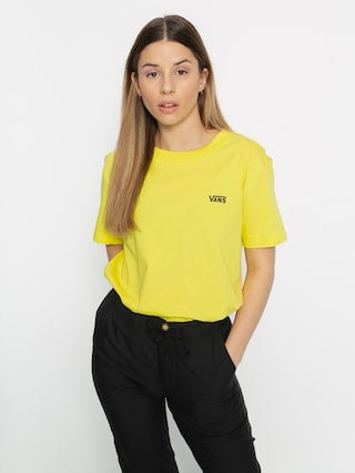T-shirt Vans Junior V Boxy Wmn (lemon tonic)