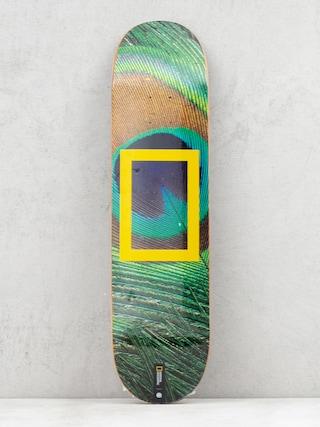 Deck Element Nat Geo Peacock (assorted)