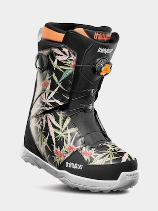 Buty snowboardowe ThirtyTwo Lashed Double Boa (black/aloha)