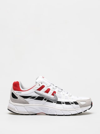 Buty Nike P 6000 (white/particle grey university red)
