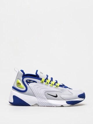 Buty Nike Zoom 2K (sky grey/black bright cactus hyper blue)
