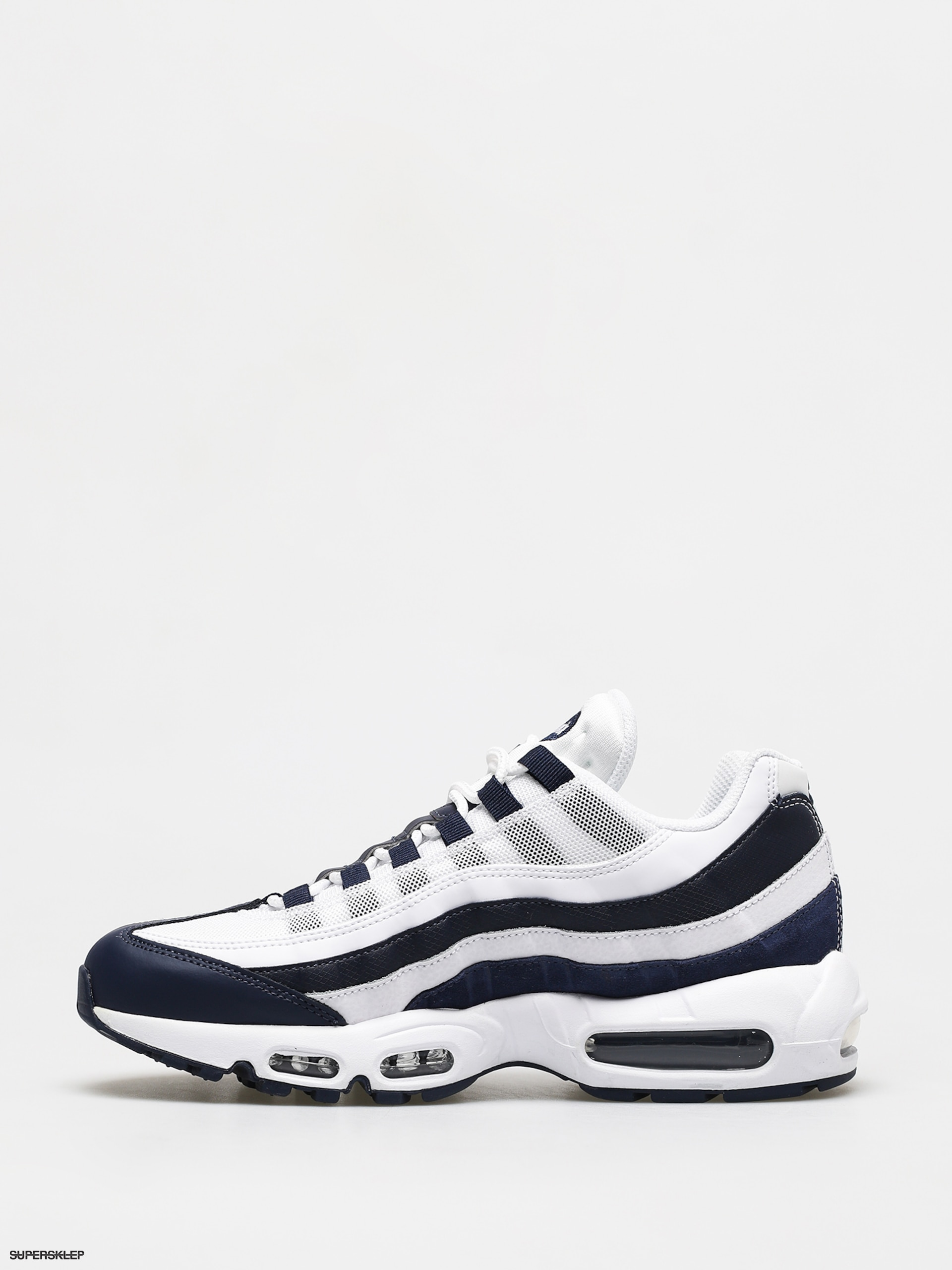 nike air max 95 czarny navy grey