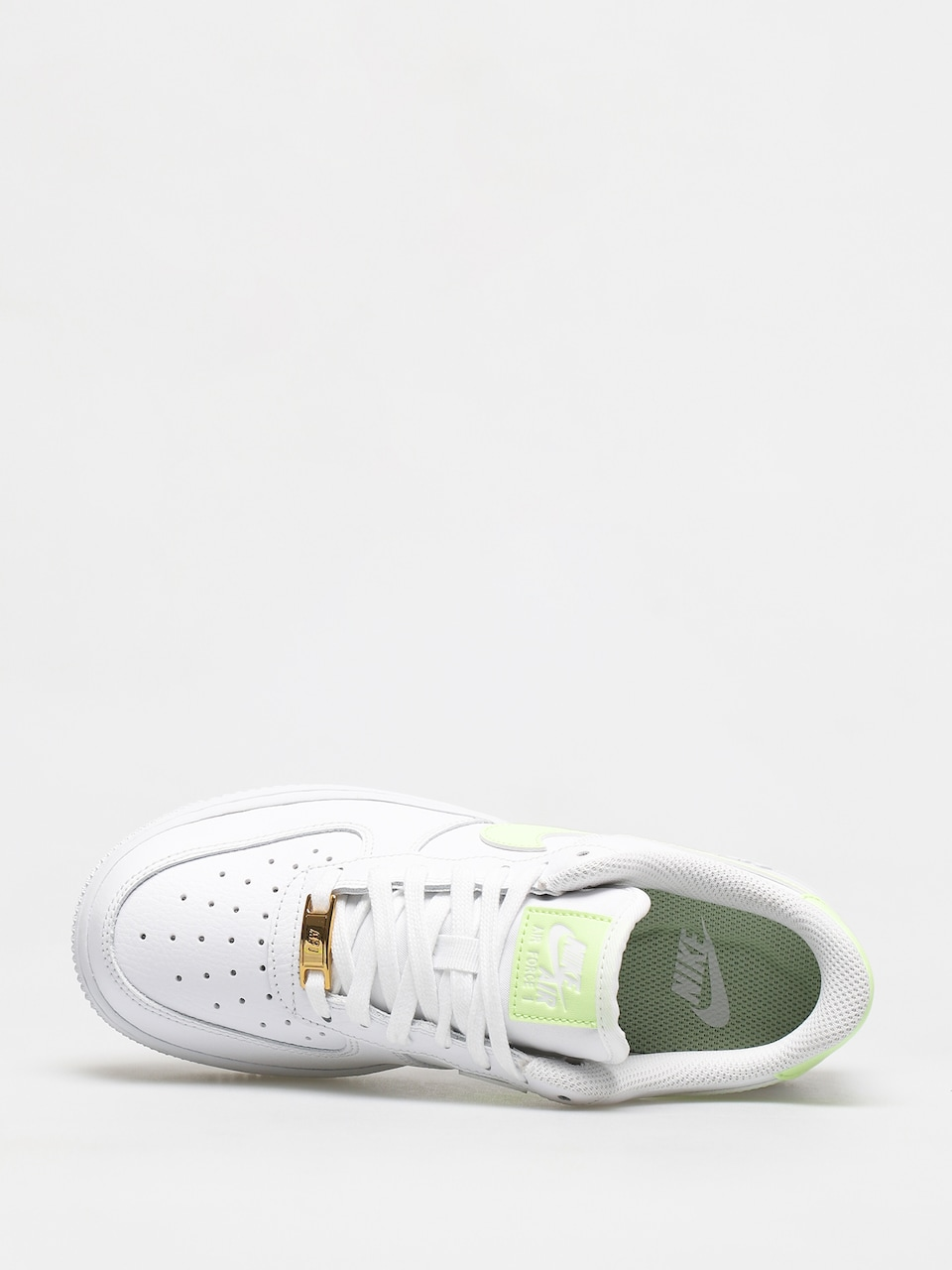 Buty Nike Air Force 1 07 Wmn (whitebarely volt white white)