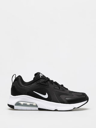 Buty Nike Air Max 200 (black/white off noir metallic silver)