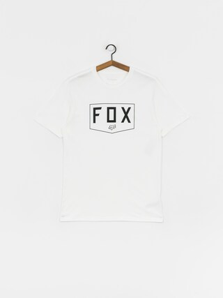 T-shirt Fox Shield Premium (opt wht)