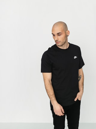 T-shirt Nike Sportswear (black/white)