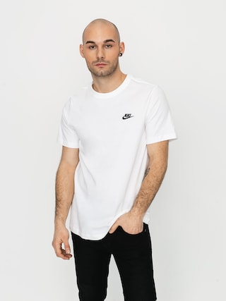 T-shirt Nike Sportswear (white/black)