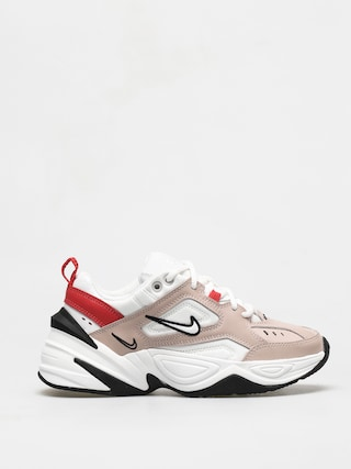 Buty Nike M2K Tekno Wmn (fossil stone/summit white track red)