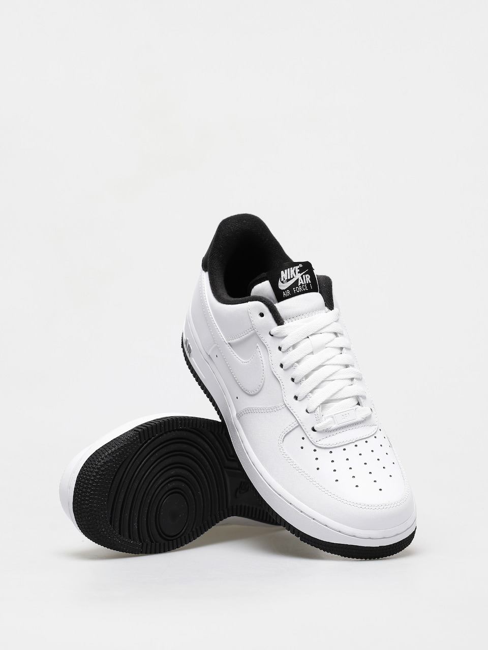 Buty Nike Air Force 1 07 1 (whiteuniversity red)