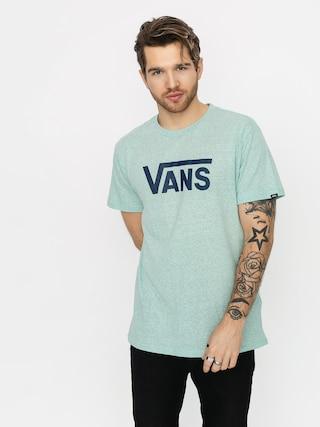T-shirt Vans Classic (heather dusty jade green/drs bls)