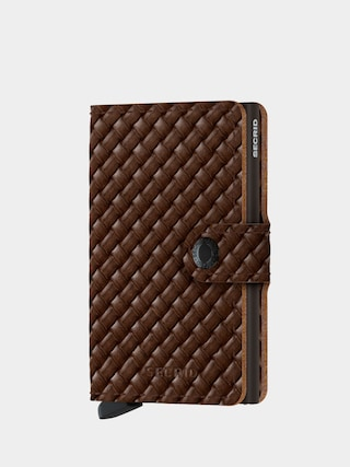Portfel Secrid Miniwallet (basket brown)