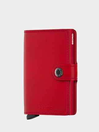 Portfel Secrid Miniwallet (original red)
