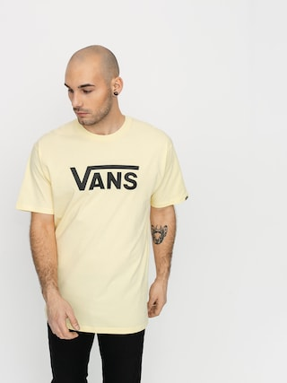 T-shirt Vans Classic (double cream/black)