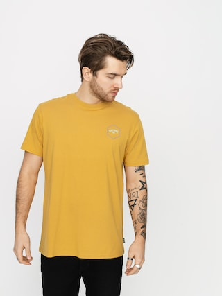 T-shirt Billabong Access (gold)