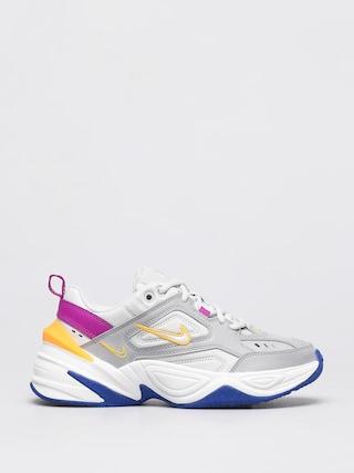 Buty Nike M2K Tekno Wmn (lt smoke grey/photon dust vivid purple)