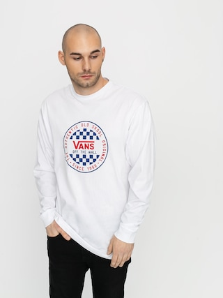 Longsleeve Vans Og Checker (white)