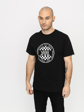 T-shirt Vans Og Checker (black)