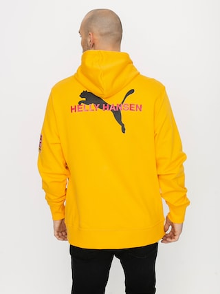 Bluza z kapturem Puma x Helly Hansen HD (yellow)
