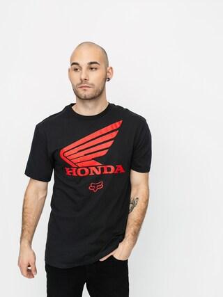 T-shirt Fox Honda (blk)