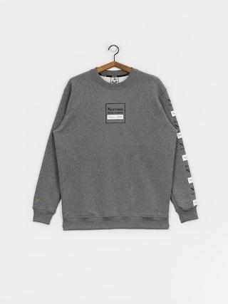 Bluza Nervous Repeat (grey)