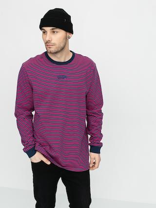 Longsleeve Vans Micro Stripe (fuchsia purple)
