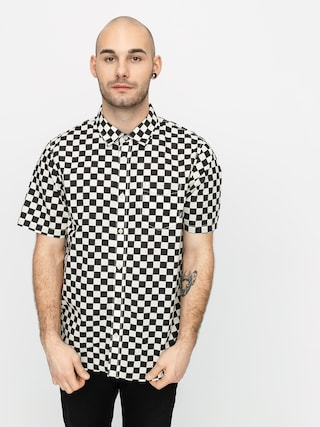 Koszula Vans Cypress Checker (black/whitecaps)