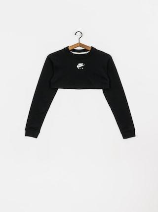 Longsleeve Nike Air Crop Wmn (black)