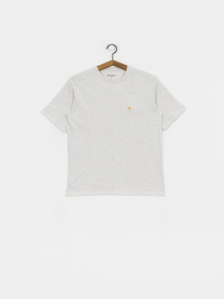 T-shirt Carhartt WIP Chasy Wmn (ash heather/gold)