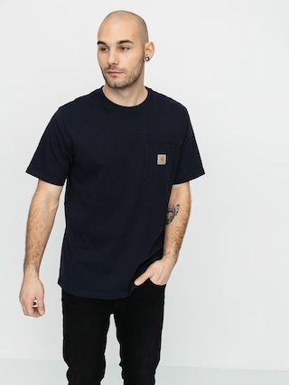 T-shirt Carhartt WIP Pocket (dark navy)