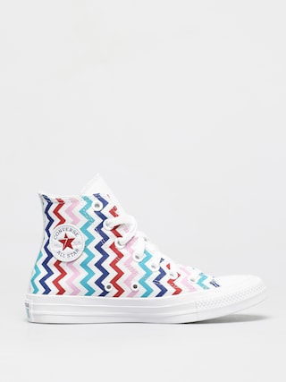 Trampki Converse Chuck Taylor All Star Vltg Hi Wmn (optical white)