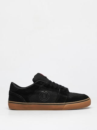 Buty Element Heatley (black gum red)