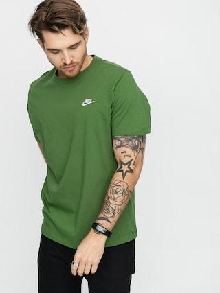 T-shirt Nike Sportswear (treeline/white)