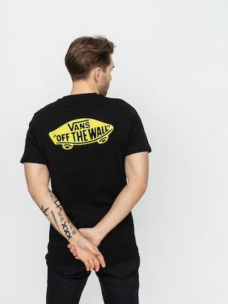 T-shirt Vans Otw Classic (black/sulphur spring)