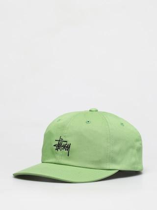 Czapka z daszkiem Stussy Stock Low Pro ZD (green)