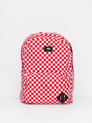 Plecak Vans Old Skool III (red check)