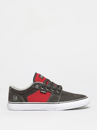 Buty Etnies Barge Ls (dark grey/red)