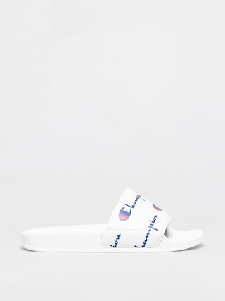 Klapki Champion Slide Pd S10974 (wht)