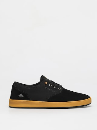 Buty Emerica The Romero Laced (black/yellow)