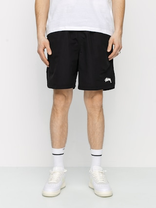 Szorty Stussy Stock Water (black)