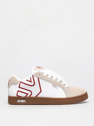 Buty Etnies Fader (white/tan)