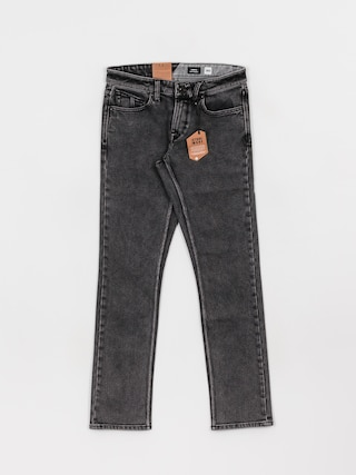 Spodnie Volcom Vorta Denim (light acid black)
