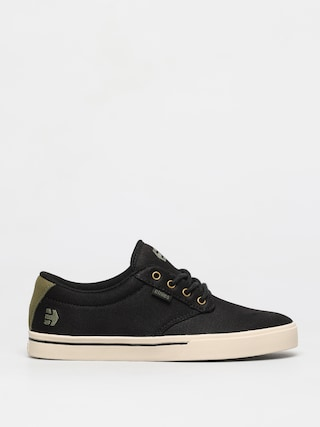 Buty Etnies Jameson 2 Eco (black/green/gold)