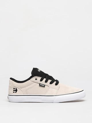 Buty Etnies Barge Ls (white/black/silver)
