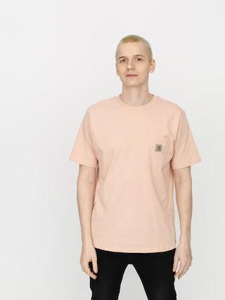 T-shirt Carhartt WIP Pocket (powdery)