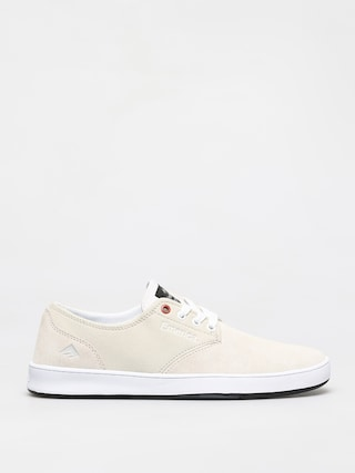 Buty Emerica The Romero Laced (white/orange/black)