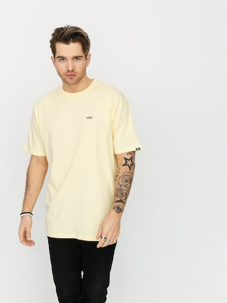 T-shirt Vans Left Chest Logo (double cream)