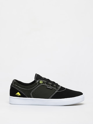 Buty Emerica Figgy Dose (black/green/white)